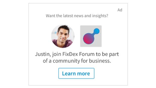 LinkedIn Dynamic Ads Example